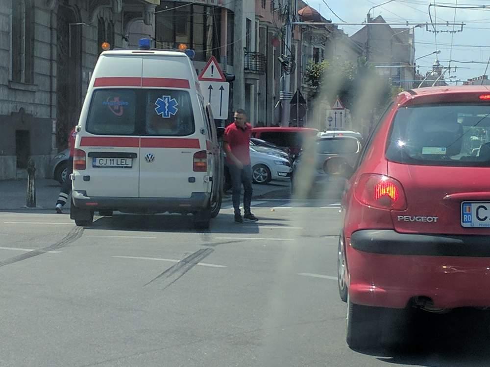 accident ambulanta cluj alex oltean