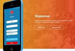"""""""Dispensar"""", prima aplicaţie gratuită pentru programări online la clinicile medicale"""