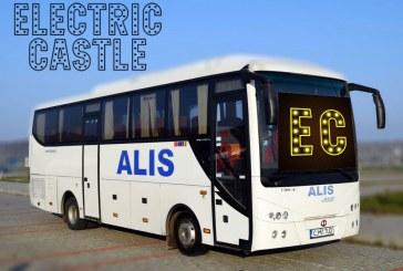 Autocarele Alis te duc și te aduc de la Electric Castle. Curse zilnice de la Dej și Gherla (P)
