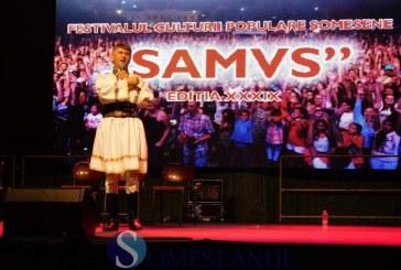 """Festivalul """"SAMVS"""" a adus la Dej artiști renumiți ai folclorului românesc – FOTO/VIDEO"""