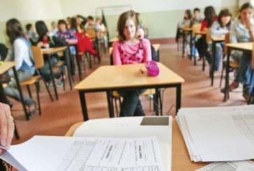 Elevii de clasa a VIII-a încep astăzi înscrierea pentru evaluarea naţională
