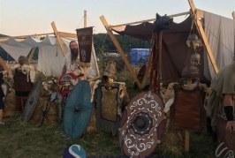 Unicul festival celtic din Europa de Est a recreat la Beclean un sat tradiţional celtic – FOTO