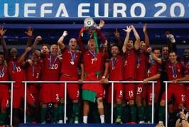 Portugalia este noua campioană europeană – VIDEO