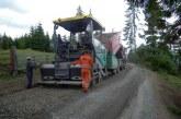 Încep lucrările de modernizare a drumului județean 107R Muntele Băişorii – Buscat