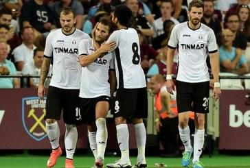 Astra Giurgiu a învins West Ham şi a obţinut calificarea în grupele Europa League