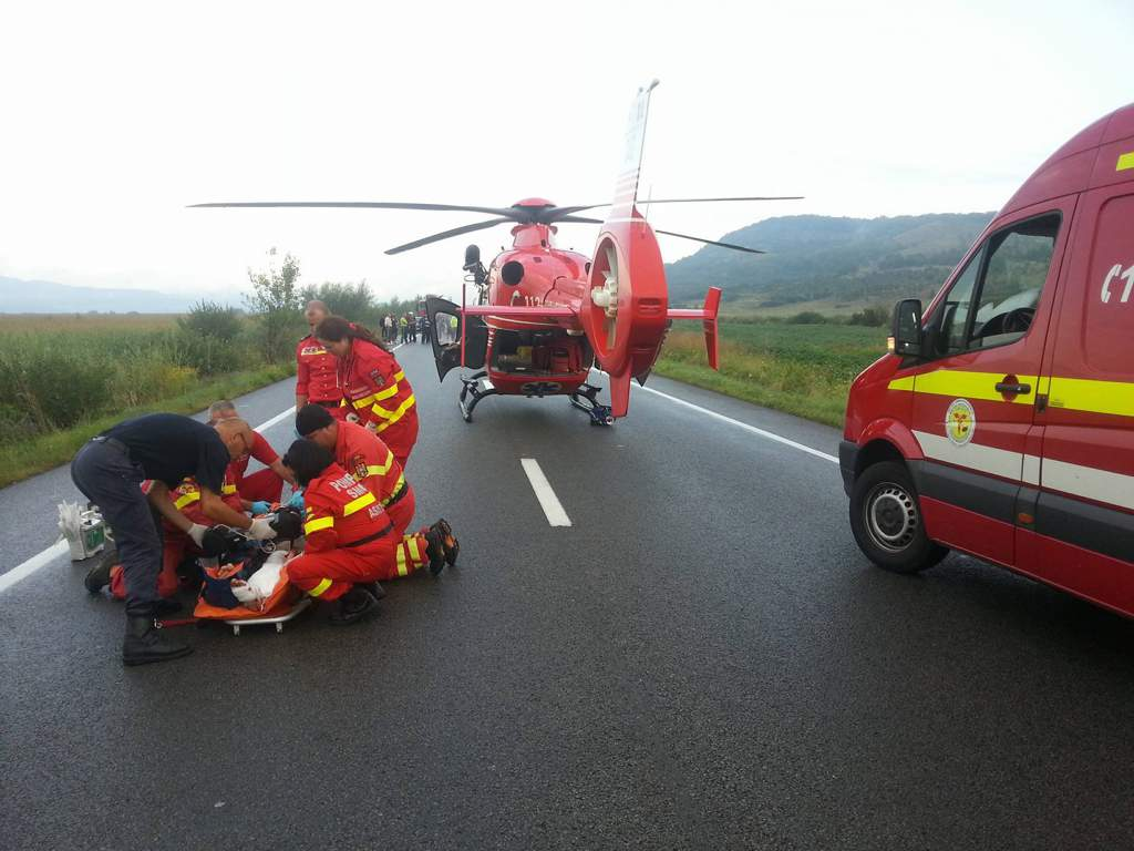 accident elicopter smurd