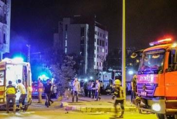ATAC CU BOMBĂ la o secție de poliție din Turcia. Trei morți și 80 de răniți – FOTO/VIDEO