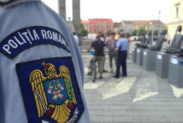 """Campania Supraviețuitorii – """"Trișezi centura, păcălești viața"""", desfășurată de Poliția Română – FOTO"""