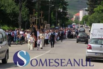 """Peste 250 de jandarmi la Nicula, cu prilejul Hramului """"Adormirii Maicii Domnului"""""""
