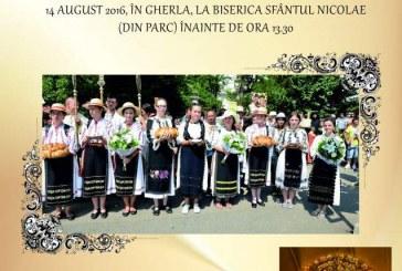 """Procesiune """"La Nicula colo-n deal"""", de la Gherla spre Nicula"""