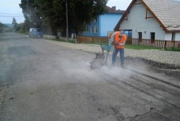 Au început lucrările la drumul judeţean DJ 109 Răscruci – Borşa – Vultureni – Aşchileu