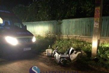 Grav accident în Pălatca. Un tânăr, în comă la spital, iar altul cu piciorul rupt – FOTO