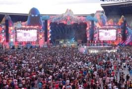 Prima zi a festivalui UNTOLD 2016, un real succes! Peste 70.000 de festivalieri – FOTO/VIDEO