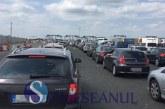Opt polițiști de frontieră de la Nădlac cercetați după ce au ajutat mai multi imigranți să treacă frontiera