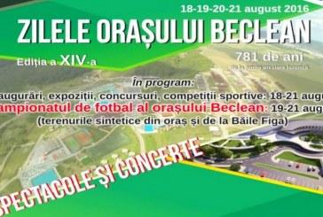 Zilele orașului Beclean încep azi. Programul evenimentelor