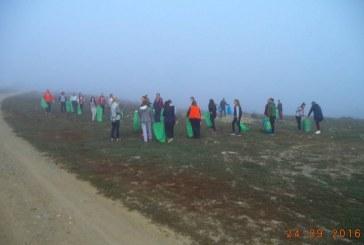 Ziua Curățeniei Naționale la Dej: 600 de saci de gunoi adunați din mai multe zone