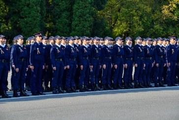 Studenții anului I ai Academiei de Poliție au depus Jurământul militar – GALERIE FOTO