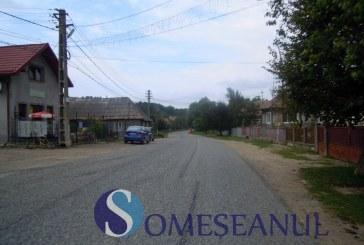 S-au finalizat lucrările de tratament dublu bituminos pe drumul judeţean DJ 161 Dăbâca – Luna de Jos – FOTO