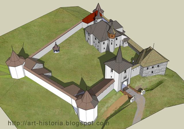 castel-manastirea-reconstituire