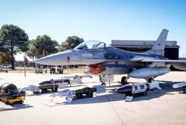 Preluarea oficială din Portugalia a primelor șase avioane F-16 Fighting Falcon de către Forțele Aeriene Române – FOTO