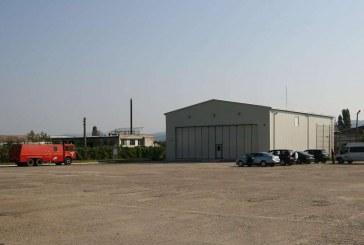 Consiliul Județean Sălaj a finalizat hangarul elicopterului SMURD ce deservește nord-vestul țării