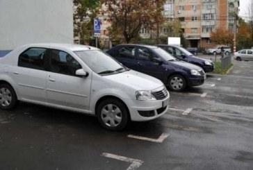 Licitație pentru locuri de parcare libere la Dej