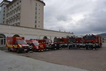Astăzi sărbătorim Ziua Pompierilor din România