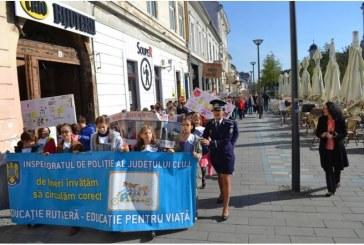 """Poliția Română desfășoară, la nivel național, cea de-a unsprezecea ediţie a """"Săptămânii Prevenirii Criminalităţii"""""""