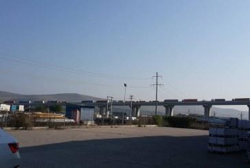 Trafic blocat pe autostrada A3 în zona Gilău de protestul transportatorilor