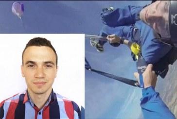 Vlad Lupaș, unul dintre directorii Salad Box, decedat după ce s-a prăbușit cu parașuta
