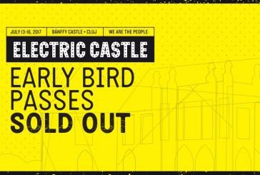 5.000 de abonamente Electric Castle 2017 vândute în doar trei ore