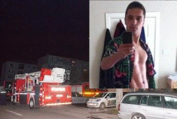 Explozie într-un bloc din Bistrița. Tânărul căruia i-a explodat apartamentul a murit