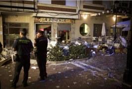 Explozie devastatoare într-un restaurant, soldată cu zeci de răniți – VIDEO
