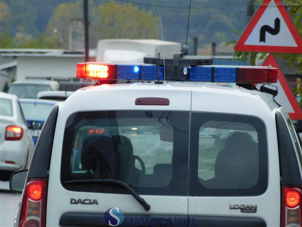 BISTRIȚA: Accident provocat de un șofer băut