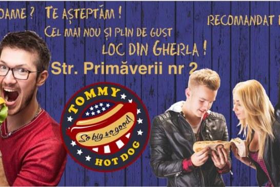 S-a deschis Tommy Hot Dog, cel mai nou local din Gherla (P)