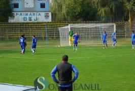 Unirea Dej a smuls pe final egalul cu FC Zalău – Rezumat video cu golurile