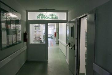 Spitalul Județean de Urgență Zalău are un Ambulatoriu reabilitat, extins și modernizat