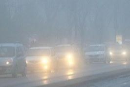 Cluj, Sălaj şi Bistriţa-Năsăud sub cod galben de ceață