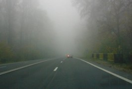 Avertizări cod galben de ceaţă pentru județele de pe Valea Someșului