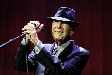 A murit legendarul artist Leonard Cohen, la vârsta de 82 de ani