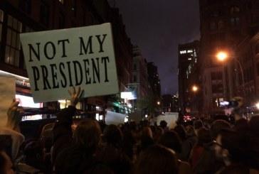 Donald Trump, ales președinte al SUA. Mii de americani au ieșit în stradă în semn de protest