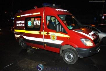 Pieton accidentat de un șofer băut. Conducătorul auto a fugit de la locul accidentului