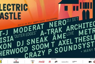 Electric Castle 2017 – Primii artiști confirmați