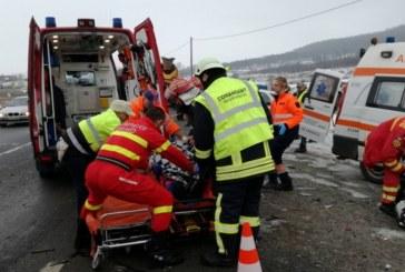 Conducător auto decedat în urma unui accident rutier