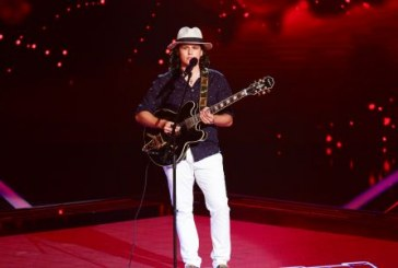Bistrițeanul Alex Mușat, favoritul publicului la prima ediție LIVE de la Vocea României- VIDEO