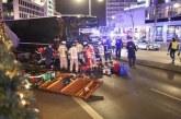 VIDEO – Mai mulți morți și peste 50 de răniți după ce un camion a intrat în mulțimea de la Târgul de Crăciun din Berlin