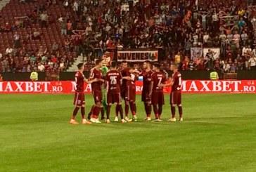 CFR Cluj, calificată în sferturile Cupei României