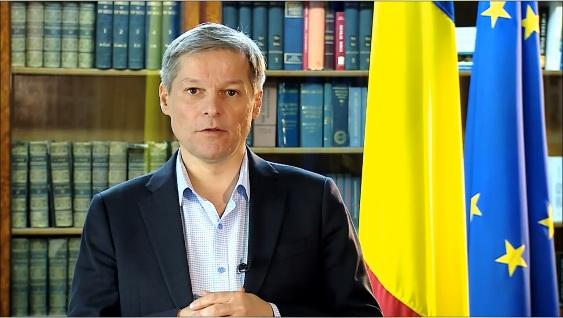 Cioloș: Vă invităm să vă alăturați echipei Platformei România 100
