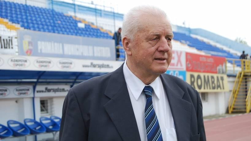 Jean Pădureanu, fostul președinte al Gloriei Bistrița, s-a stins din viață