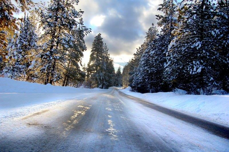 ninsoare trafic polei zapada